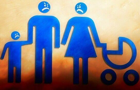 Ogiltigförklarande familj: ett hinder för personlig utveckling