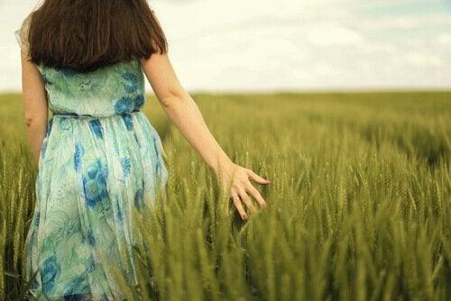 Ensam på landet