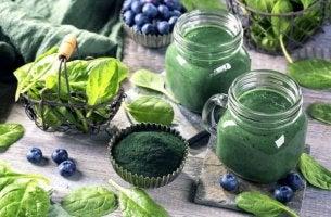 Fördelar med spirulina