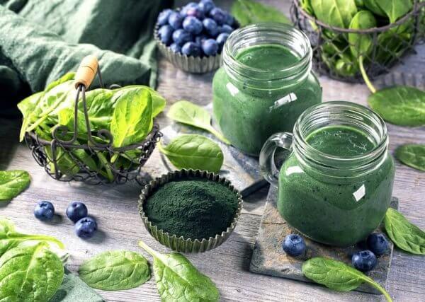 5 fördelar med spirulina för hjärnan