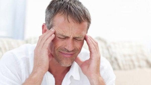 Intensiv huvudvärk