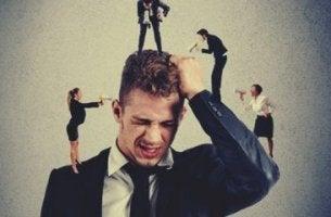 Konflikträdsla är skadligt