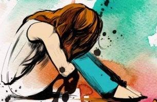 Kronisk ångest och noradrenalin