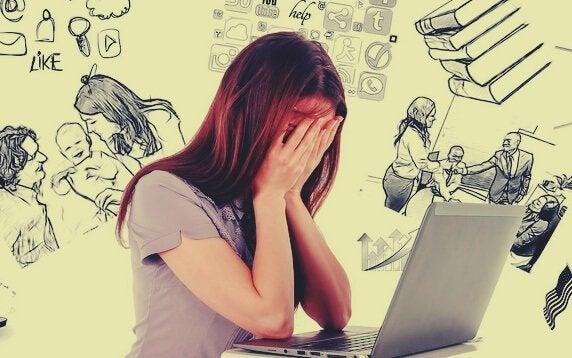 Minnesförlust av stress