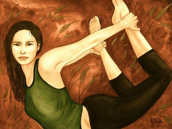 """3 sätt att stretcha """"själens muskel"""" – psoas"""