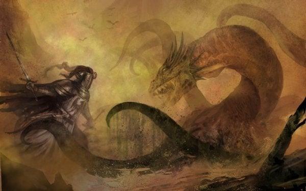 Riddarens inre drake