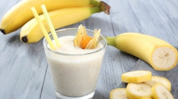 Smoothie med banan