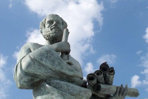 Staty av Aristoteles