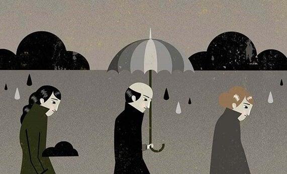 Symptomen på depression: tendenser du inte får missa