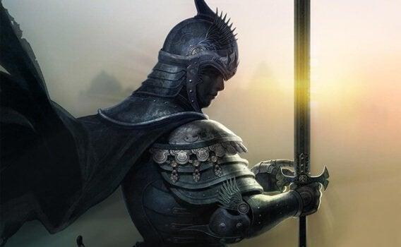 """6 tankeväckande citat från boken """"The Knight in Rusty Armor"""""""