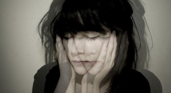 Flacka affekter eller emotionell likgiltighet