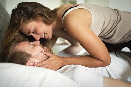 Mer frekvent sex är bra för ditt förhållande