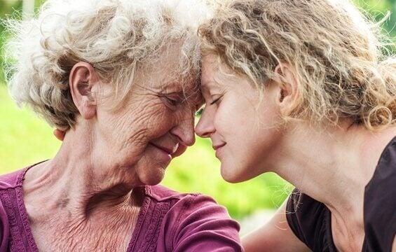 Att hjälpa nedstämda äldre