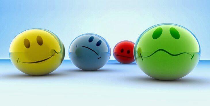 Bollar med känslor