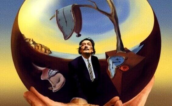Citat från Salvador Dali