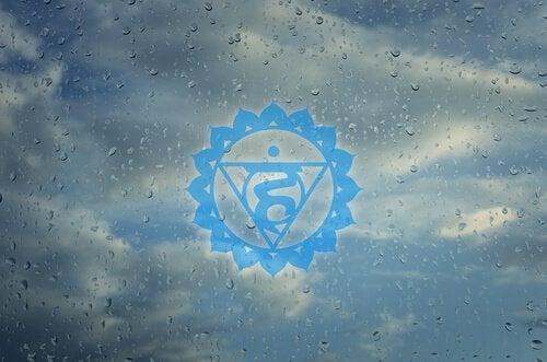 Den blå chakran