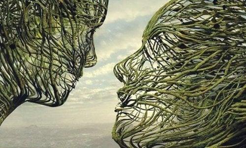 Den empatiska hjärnan: kraften hos mänskliga band