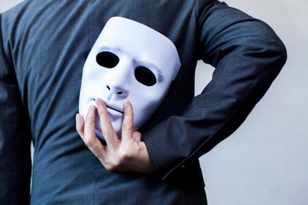 Falska masker