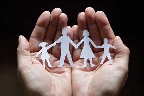 Familj av papper