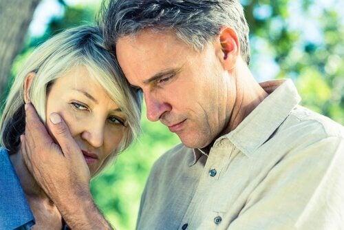 Förändringar i en medelålderskris