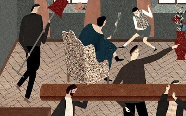 Hur man hanterar en stressande familj på bästa sätt