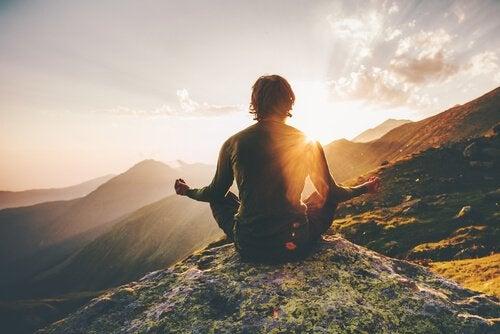 Mediterande man