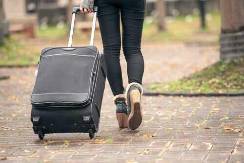 När barnen flyttar hemifrån: att hantera det som förälder