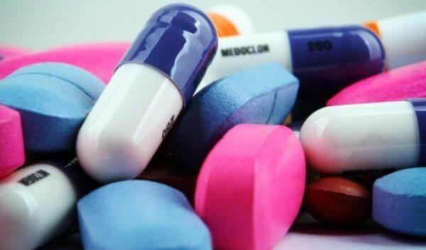 Olika piller