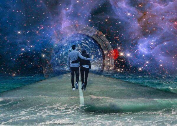 Par på väg