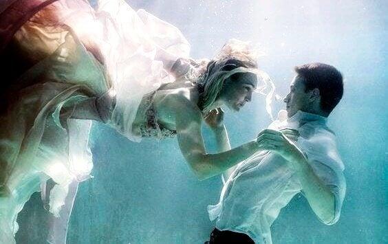 Par under vatten
