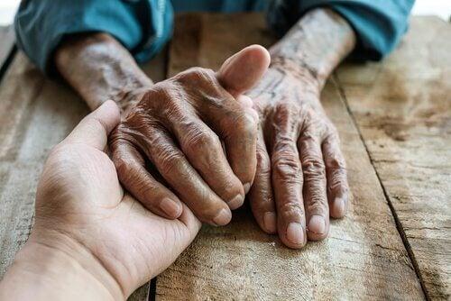 Ta hand om äldre