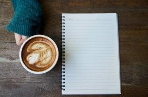 Terapeutiska skrivövningar