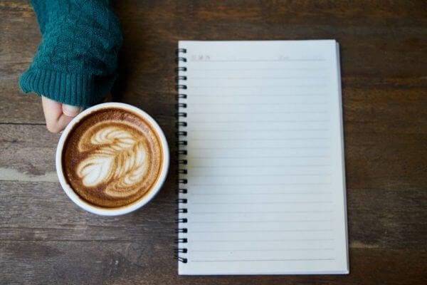5 enkla och terapeutiska skrivövningar du borde prova