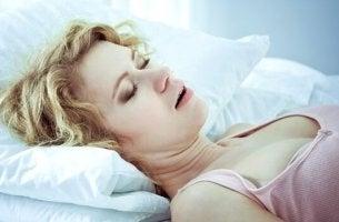 Vad är sömnapné?
