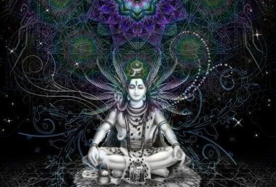 Hinduisk guddomlighet