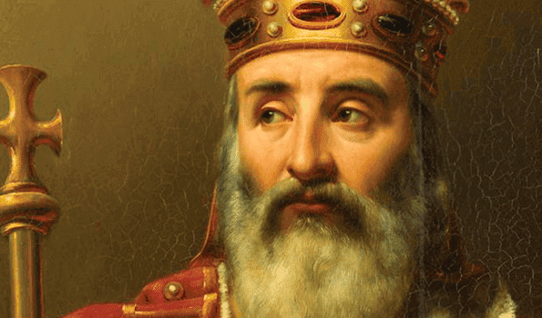 Legenden om Karl den store, en kärlekshistoria