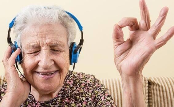 Musik och Alzheimers: att väcka känslor