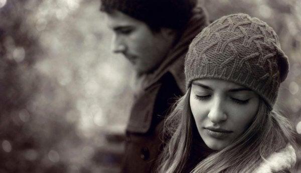 Vad kan man göra när kärleken tar slut?