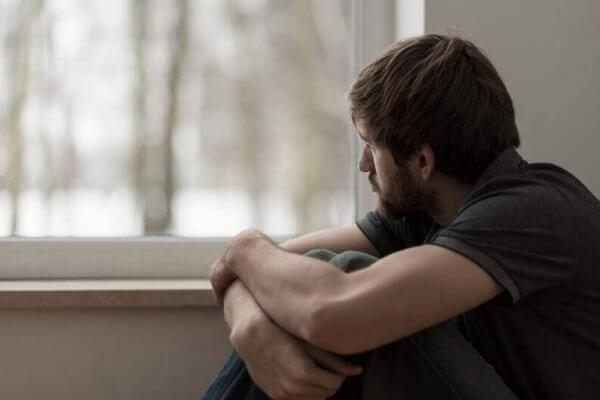 Man tänker på ensamhet