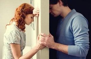 Då utmattningen förstör relationen.