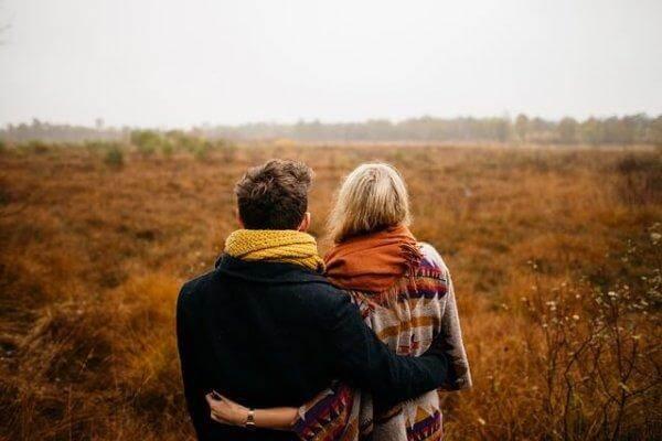 Kärleken kan inte radera det förflutna, men förvandla din framtid
