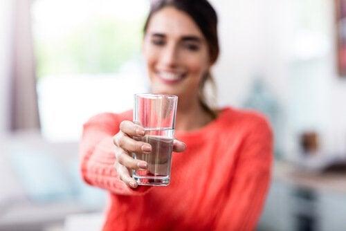Är glaset halvfullt eller halvtomt? Du bestämmer