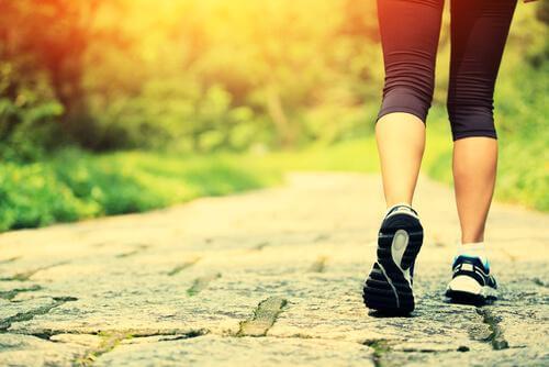 5 fördelar med att promenera som träning