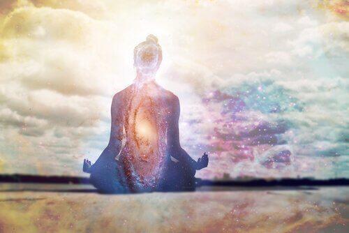 Att upprepa mantran kan lugna sinnet och ge dig frid
