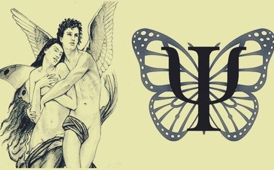 Berättelsen bakom psykologisymbolen