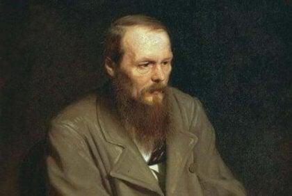 De fem bästa citaten från Fjodor Dostojevskij