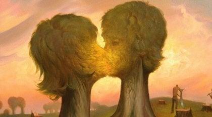 Evolutionen av romantisk kärlek är viktig att känna till