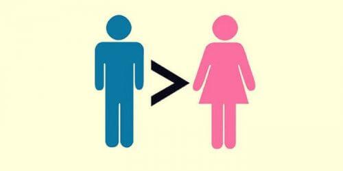 Ojämställdhet bland könen