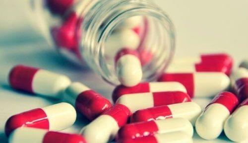 Piller i burk