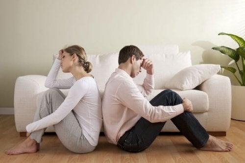 3 faktorer som tar död på romantisk kärlek